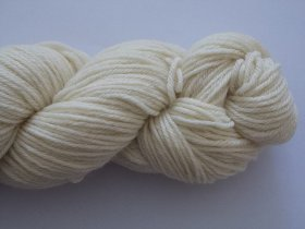 West Yorkshire Spinners BFL Natural Ecru DK