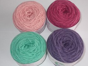 Woolly Chic Welsh Wool Pembrokeshire DK 25g ball